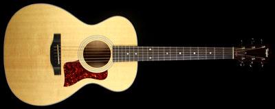Akusztikus gitárfelvétel a házi stúdióban